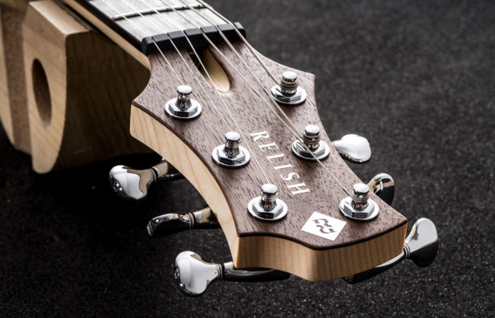 JANE piezo headstock