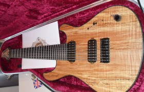 New Regius 8 custom for Jay Carroll