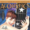 Acoustics guitar strings 11-52 gauge