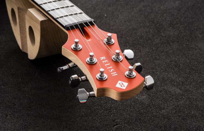 Mary WOOD Headstock