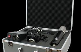 LA320 Series BLACK - FET condenser studio mic