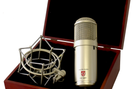 FC387 Atlantis Multi-Voicing studio mic